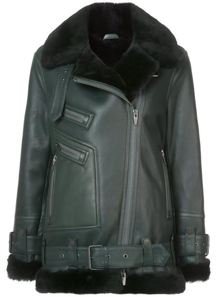 jacket women green