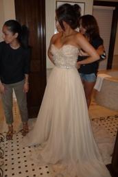 dress,kim kardashian,maxi dress,ball gown dress,prom dress,beige dress