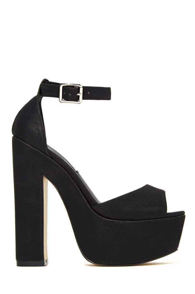 Steve Madden Whitman Platform Heel | Shop What's New at Nasty Gal