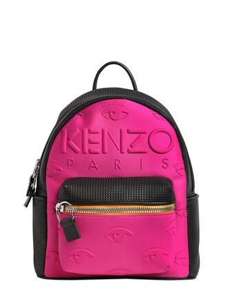backpack leather backpack leather neoprene bag