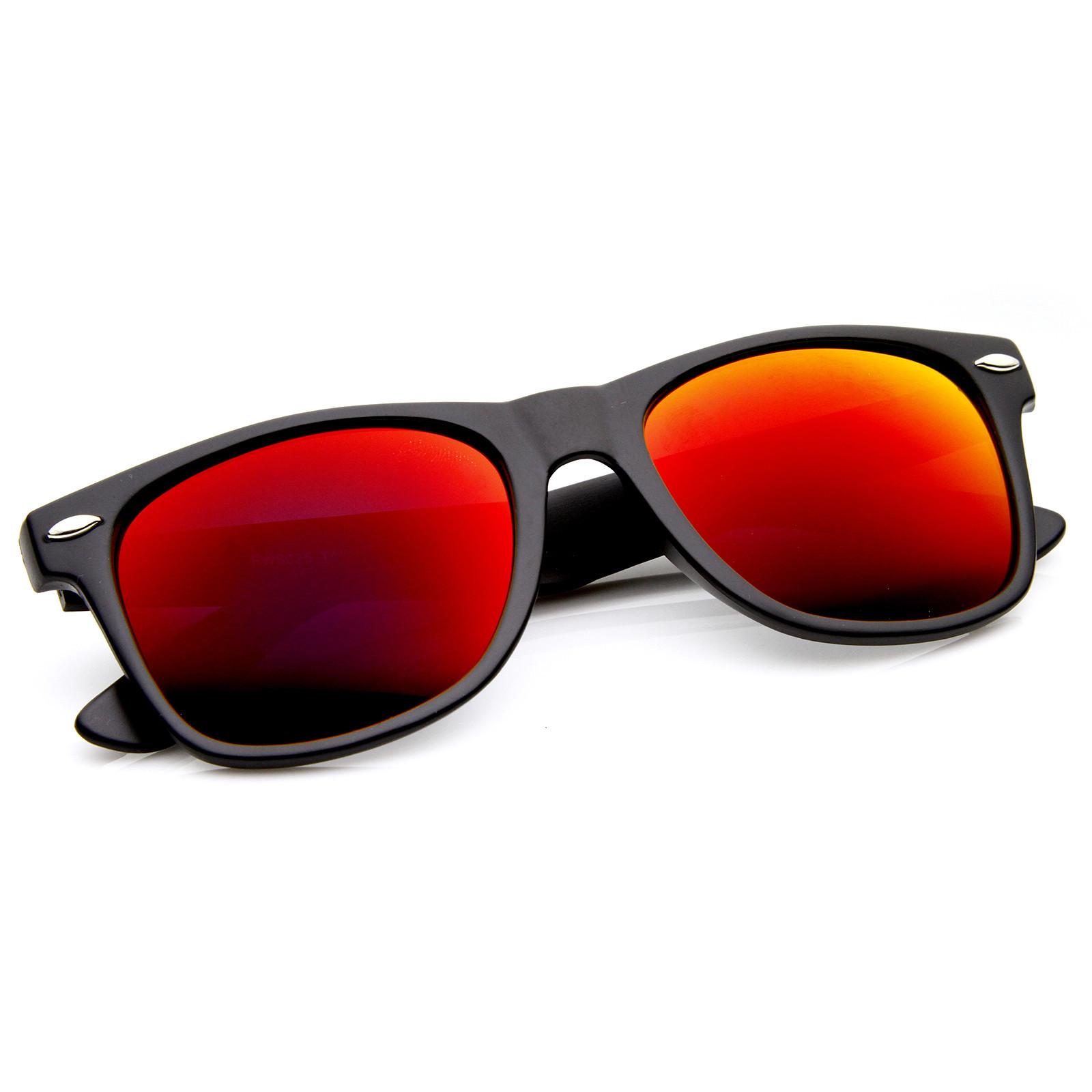82b7990185 Ray Ban Wayfarer Red Lens