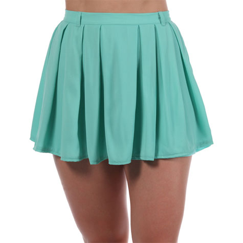 Mooloola Pleated Polly Skirt | $39.99 | City Beach Australia