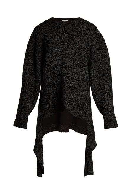Balenciaga sweater long black