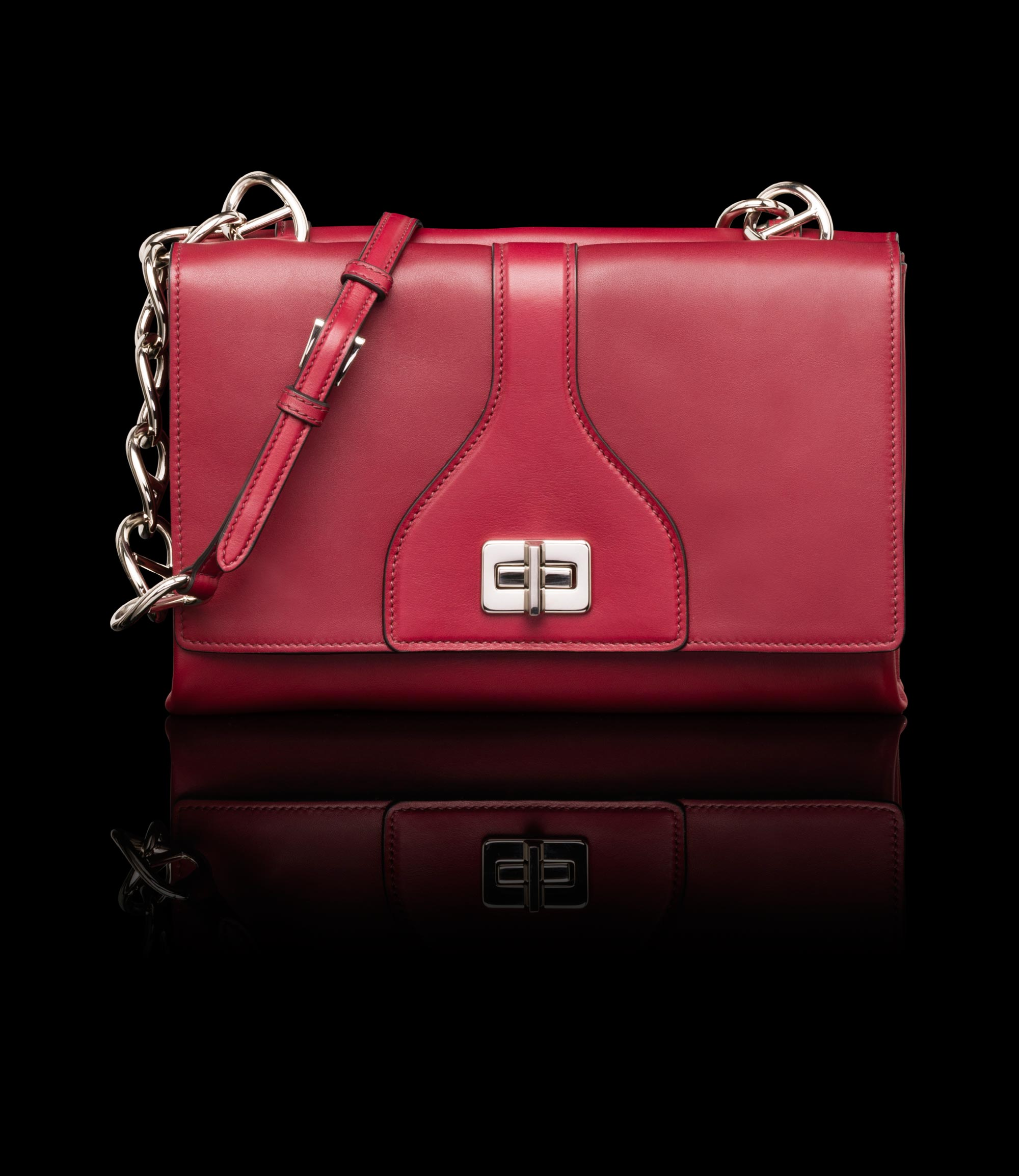 Prada E-Store · Woman · Handbags · Shoulder Bag B5105C_2E91_F0383