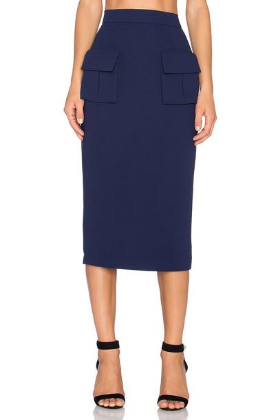 TY-LR skirt navy