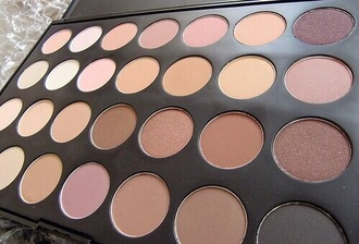 make-up makeup palette nude eye shadow eye makeup palette