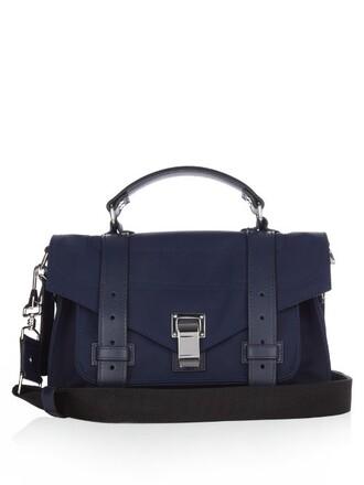 cross classic bag blue