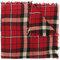 Isabel marant loria plaid scarf - farfetch