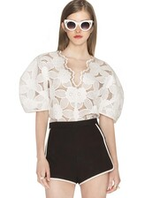 top,fall outfits,fall trends,pre fall,transitional pieces,white blouse,lace blouses,trendy tops,cute top,back to school,white lace blouse,white lace top,scalloped neckline,pixie market,pixie market girl,cute fashion