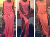 dress,drape goddess dress
