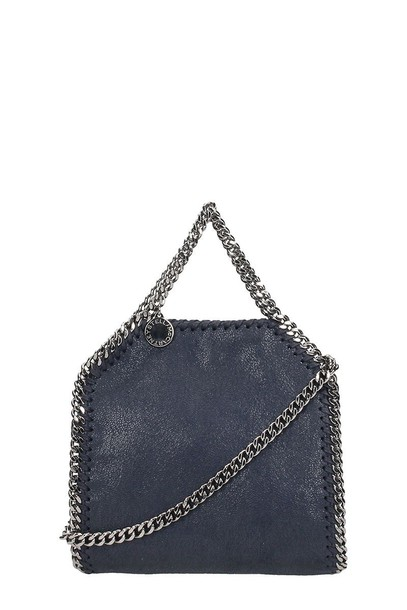 Stella McCartney mini blue bag