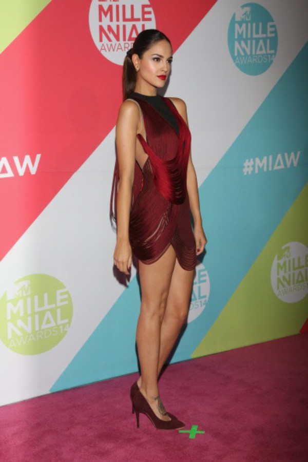 Dress red dress red eiza gonzalez wheretoget for Affordable furniture in gonzales