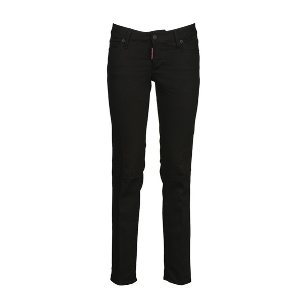 Dsquared2 jeans skinny jeans black