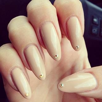 nail polish sheer nude cutee