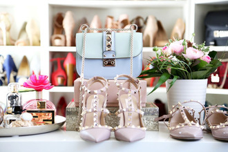 shoes heels valentino designer cute fashion