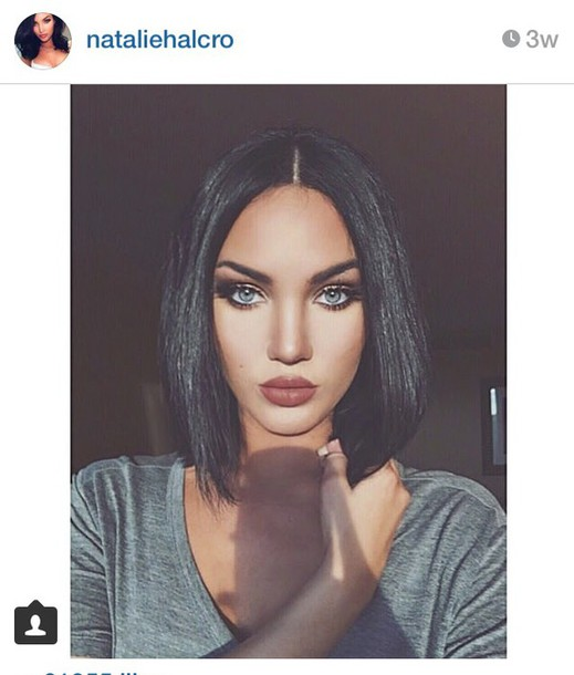 make-up eyelashes natalie halcro make-up