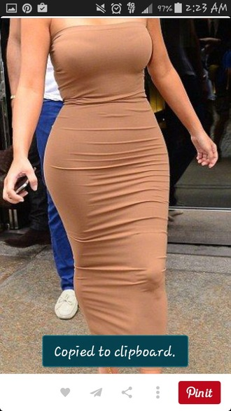 dress nude dress kim kardashian nude dress