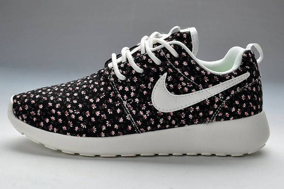 nike floral nike sneakers nike running shoes nike roshe run nike run