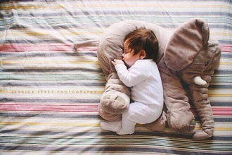 animal print romper pillow cuddle baby home decor elephant kids fashion love stuffed animal hipster wishlist pajamas home accessory baby clothing cute elphant grey hat bag elephant pillow