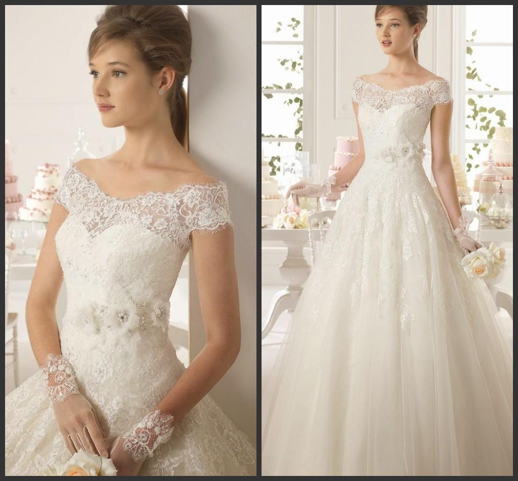 Full Lace Wedding Dresses
