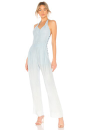 jumpsuit,baby,blue,baby blue