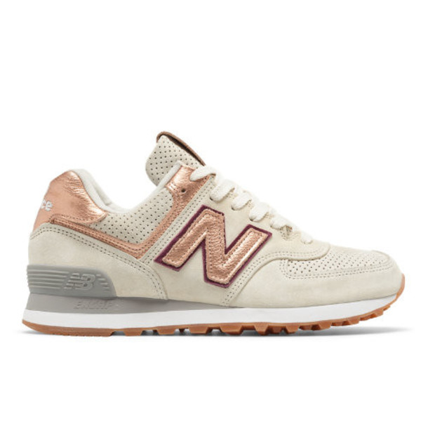 New Balance metallic women shoes