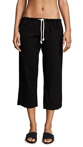 9seed pants drawstring black