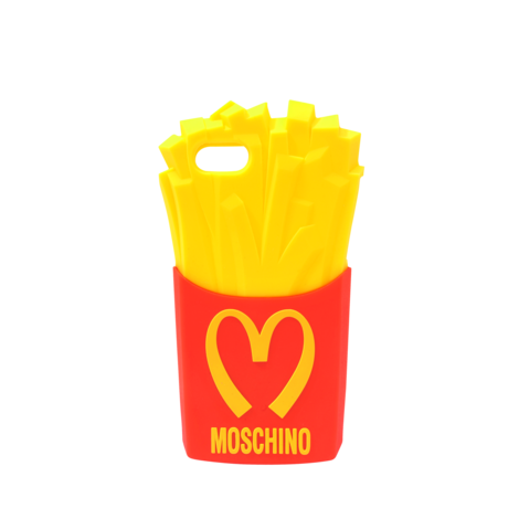 Moschino Moschino Fast Food Iphone 5 Case  - MONNIER Frères