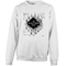 The marauder's map unisex sweatshirt - teenamycs