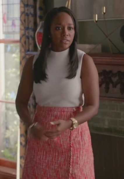 Skirt white top how to get away with murder michaela pratt skirt white top how to get away with murder michaela pratt aja naomi king ccuart Images