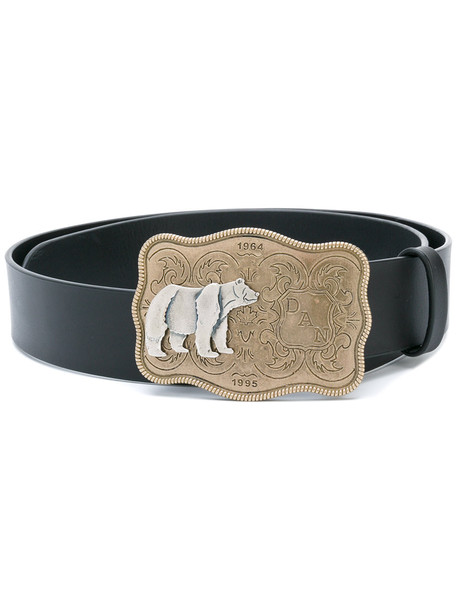 bear belt black