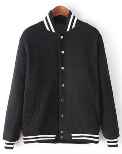 Zwiah varsity jacket