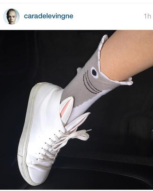 Bunny Ear Flat Shoes