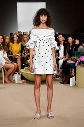 dress,spring dress,runway,model,sydney fashion week,fashion week,C/meo Collective