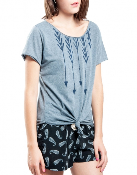 Cta m/c flechas collar : ropa camisetas