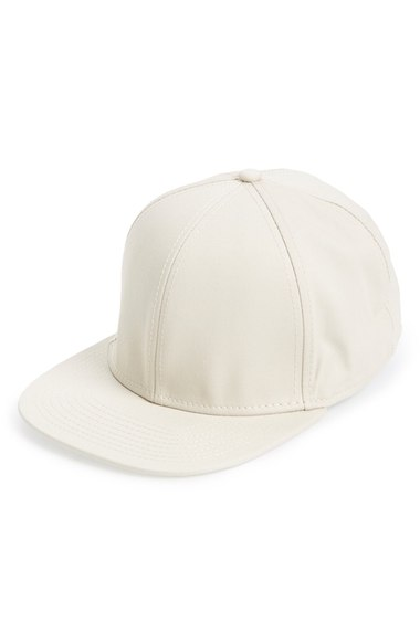 Topman Twill Snapback Cap | Nordstrom