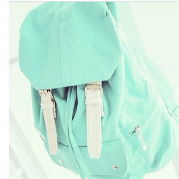 mint bag mint bag mint green