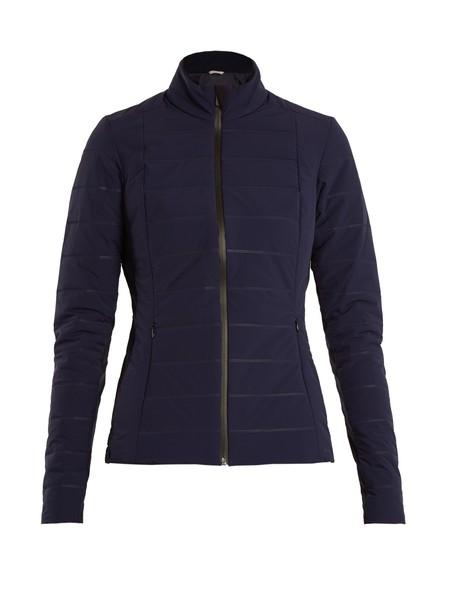 Falke jacket navy