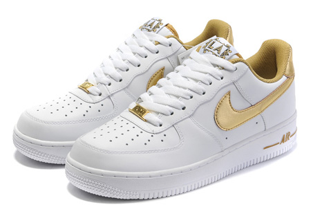 Nike Air Force 1 High White Mens