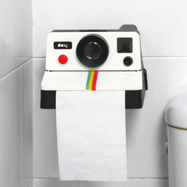 home accessory, polaroid camera, cool, home decor, home decor ...