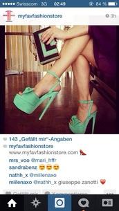 shoes,high heels,platform high heels,turquoise