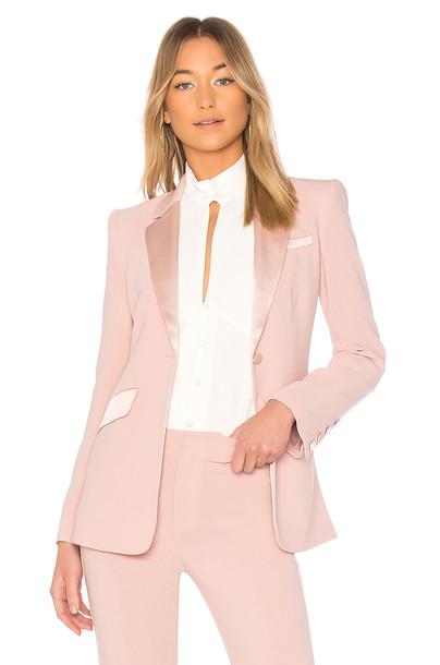 Cinq a Sept jacket pink
