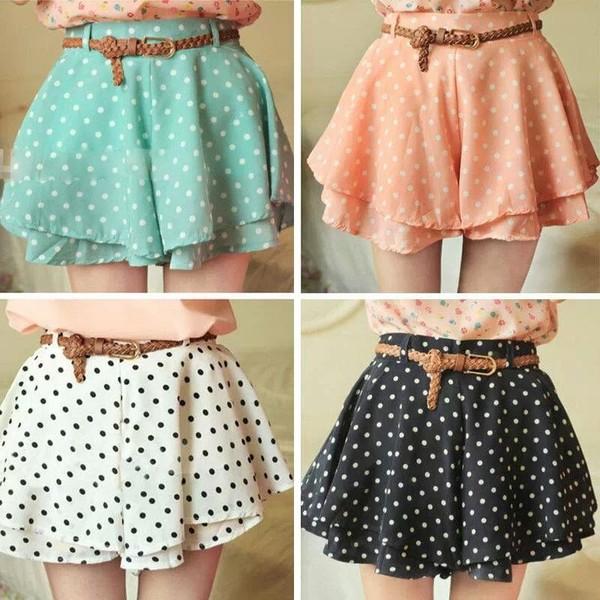 skirt white pois black pois pois pois skirt pink skirt skirt