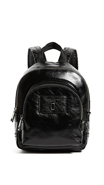 Marc Jacobs mini backpack black bag