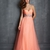 Strapless Sweetheart Jeweled Waist Layered Tulle Prom Dress PD11390