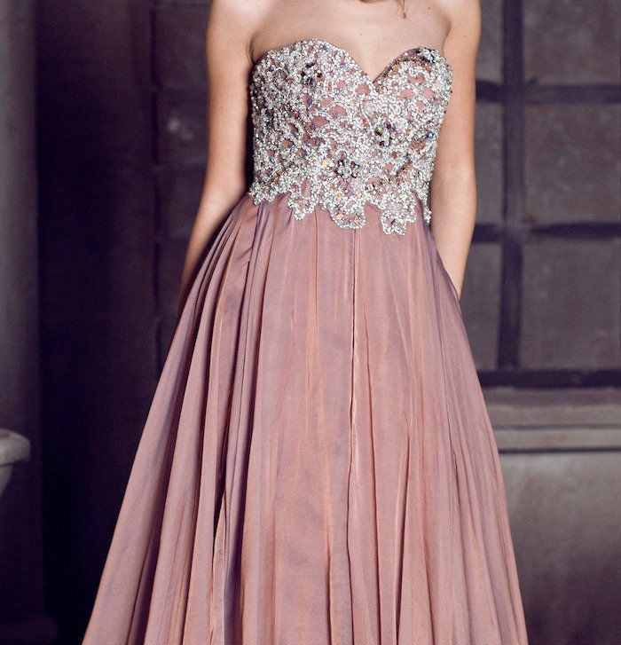 73377 jovani prom dress ❤❤best price guarantee❤layaway❤ long gown taupe 0 2 4 6