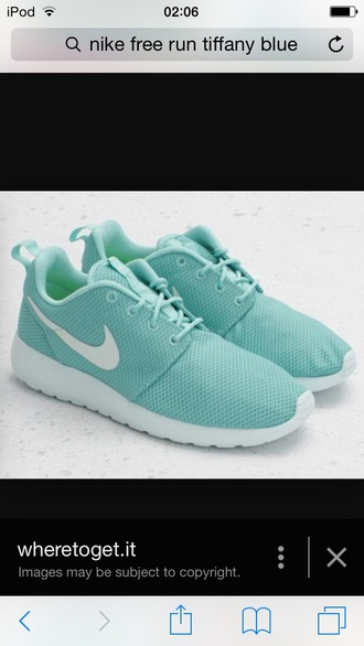 shoes nike running shoes nike shoes nike free run tiffany blue mint