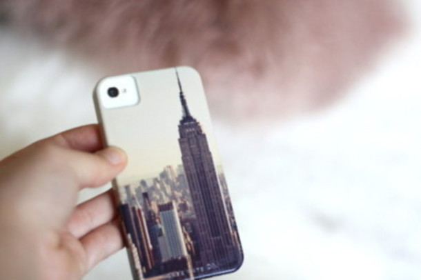 jewels phonecase iphone new york iphone4 cover case cellphone case