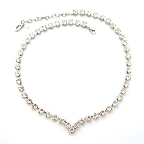 Jewels, $34 at etsy com - Wheretoget