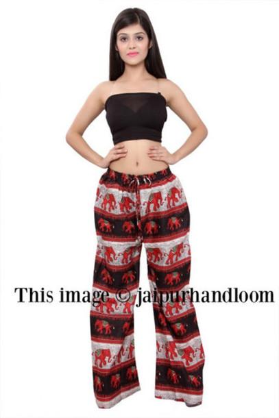 7ccf6a3291b14 romper palazzo pants yoga pants loose pants baggy pants women pants beach  pants party pants harem